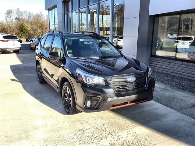 Wyoming Valley Subaru >> Pre Owned 2019 Subaru Forester Sport Awd 4d Sport Utility