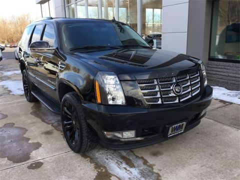 Pre-Owned 2008 Cadillac Escalade AWD 4D Sport Utility