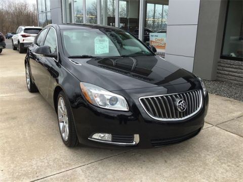 2012 Buick Regal Premium III