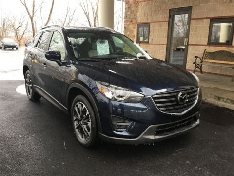 Pre-Owned 2016 Mazda CX-5 Grand Touring AWD 4D Sport Utility